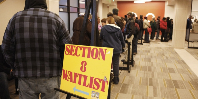Section 8 Waitlist
