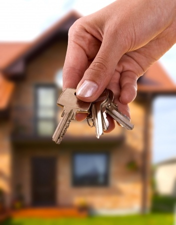 keys and home