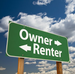 owner and renter